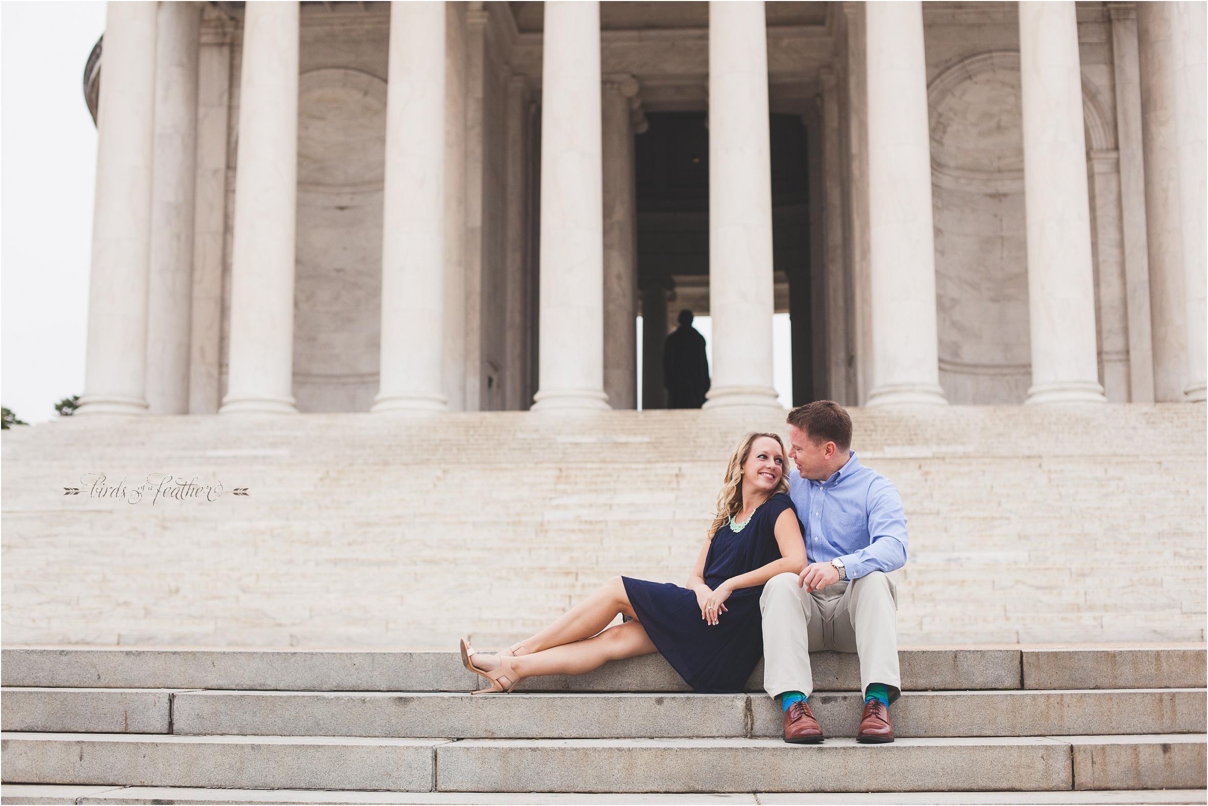 D.C. Engagement Session