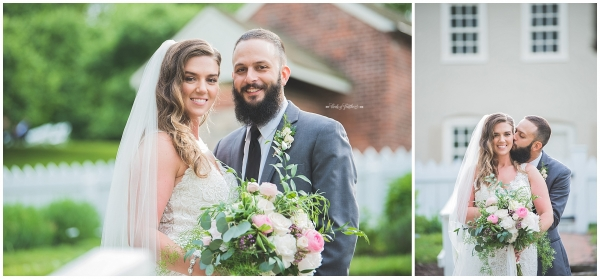 Caitlin & Guiseppe | Burnside Plantation Wedding, Bethlehem PA | Birds of a Feather Photography