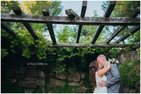 Alyssa & Blake | Glasbern Inn Wedding, Fogelsville PA | Birds of a Feather Photography