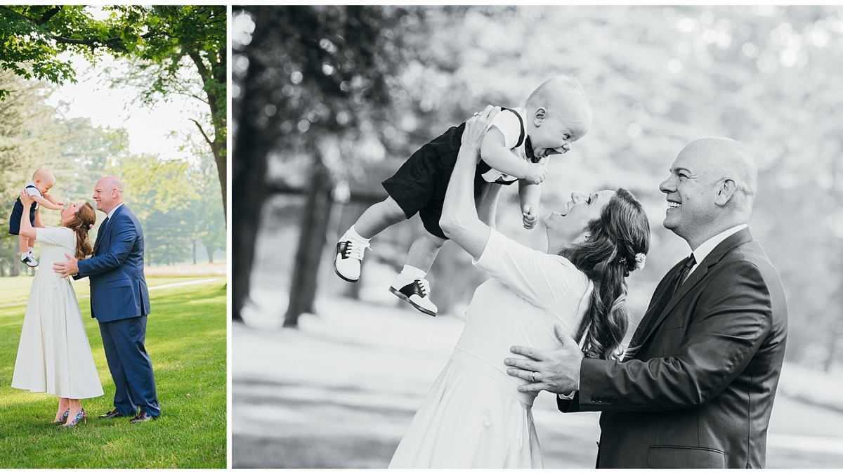 Jesse & Clif | Saucon Valley Country Club Wedding, Bethlehem PA | Birds of a Feather Photography