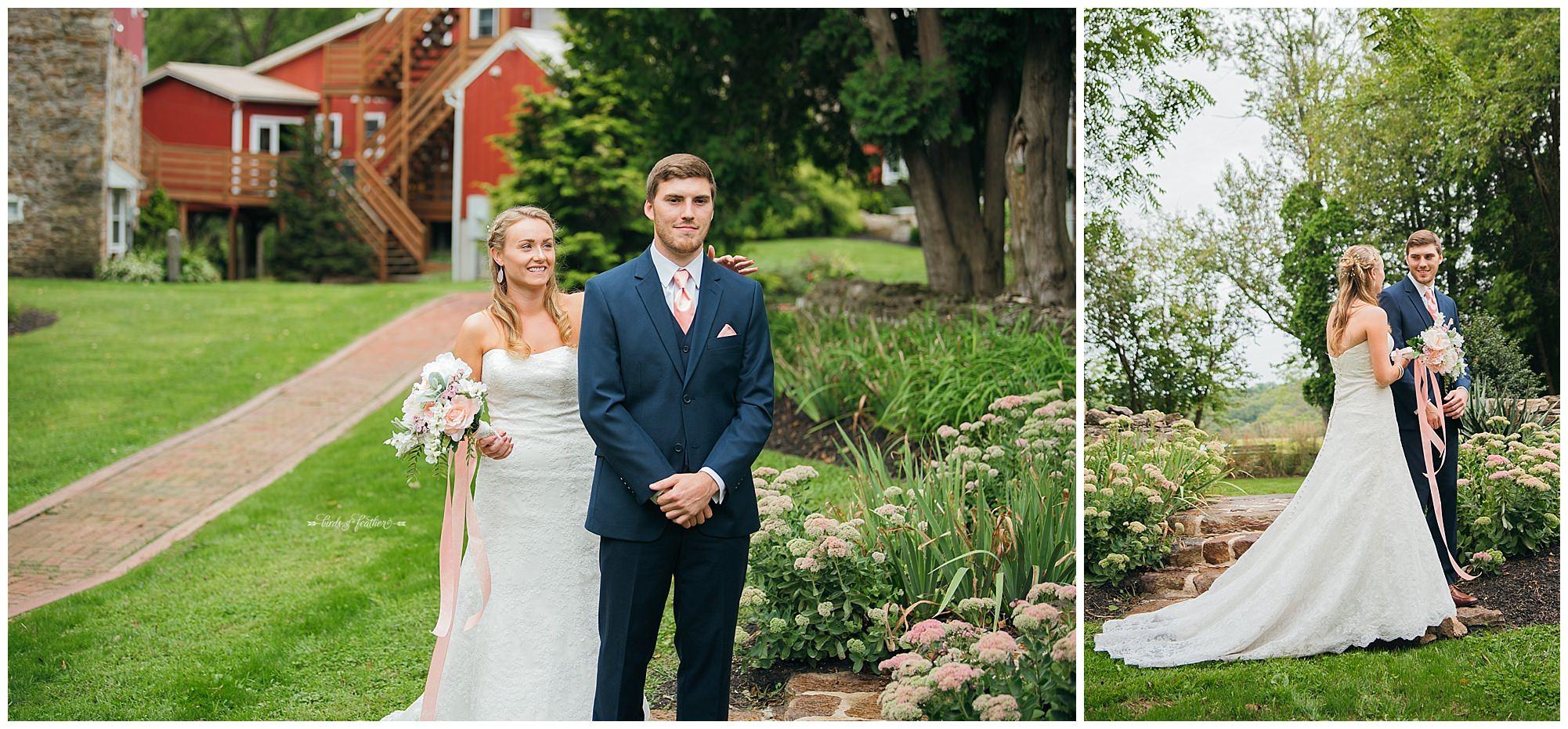 Birds of a Feather Photography Bally Spring Inn Wedding Photographer 06