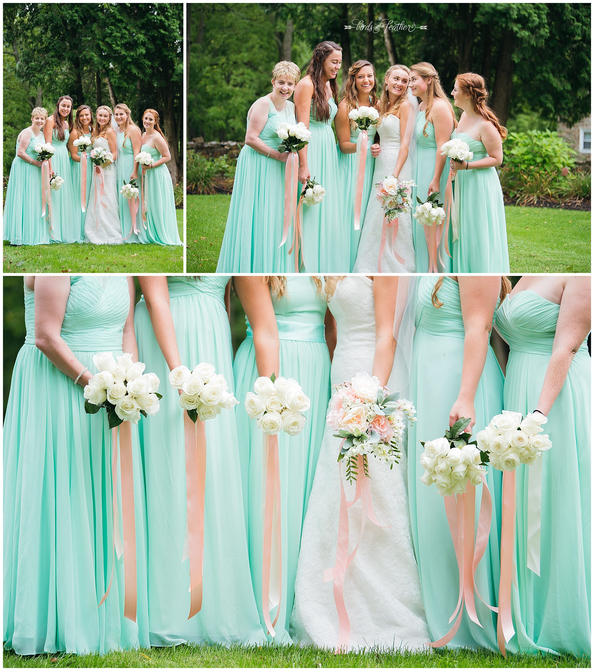 Birds of a Feather Photography Bally Spring Inn Wedding Photographer 18