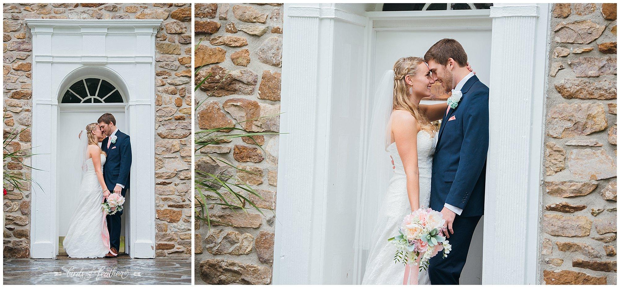 Birds of a Feather Photography Bally Spring Inn Wedding Photographer 20