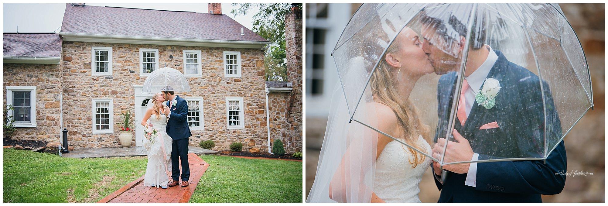 Birds of a Feather Photography Bally Spring Inn Wedding Photographer 21