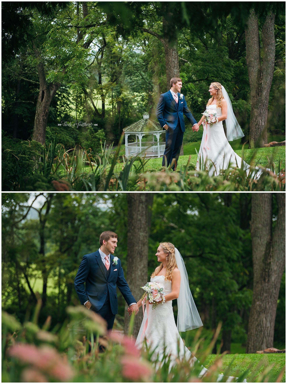 Birds of a Feather Photography Bally Spring Inn Wedding Photographer 22