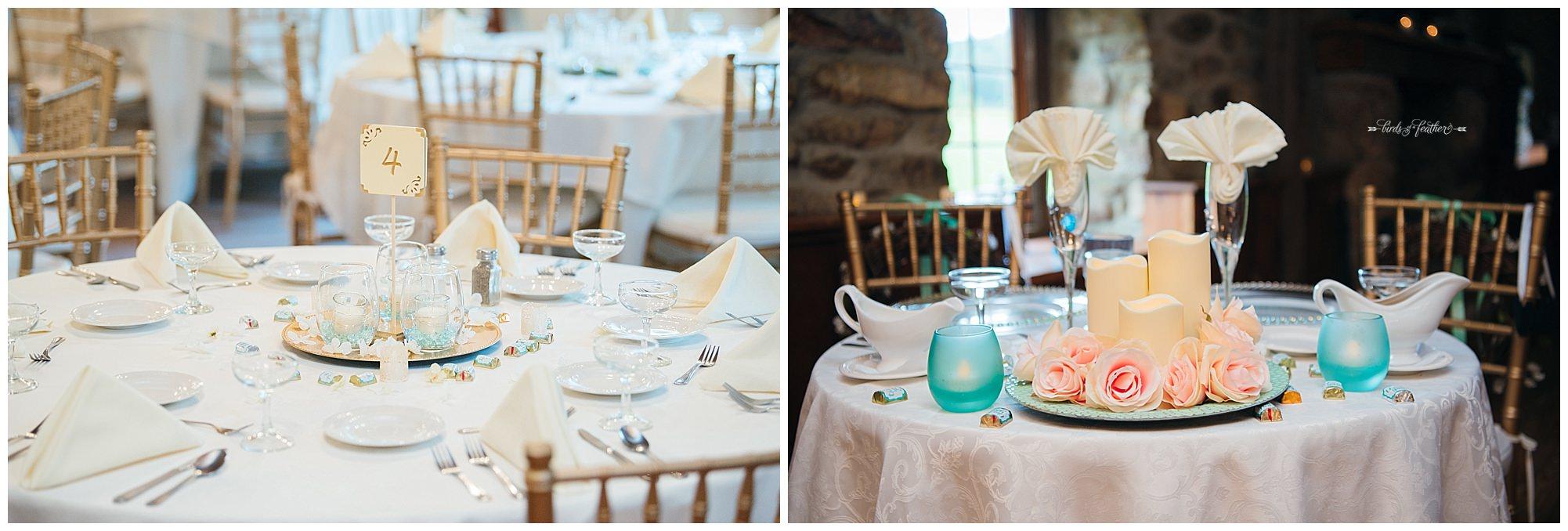 Birds of a Feather Photography Bally Spring Inn Wedding Photographer 24