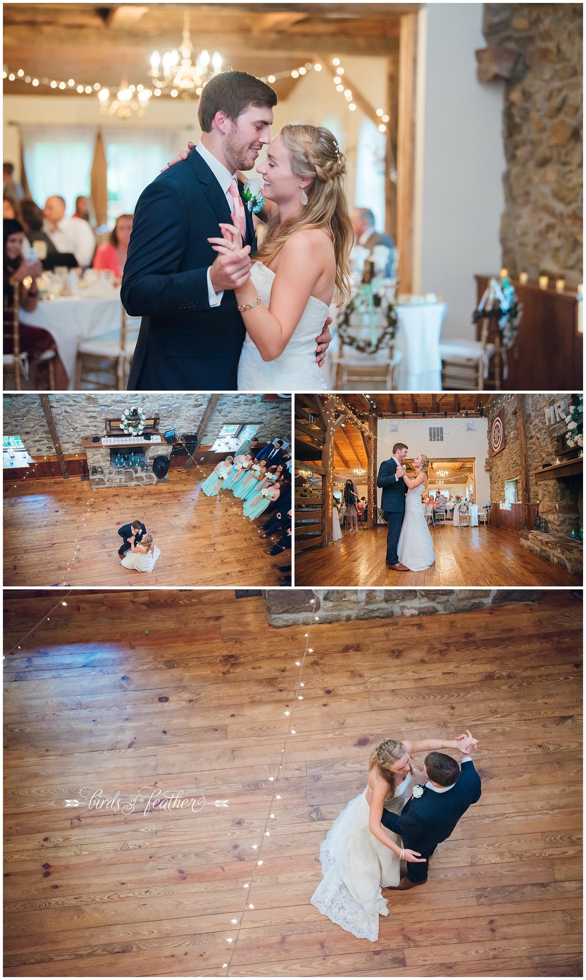 Birds of a Feather Photography Bally Spring Inn Wedding Photographer 25