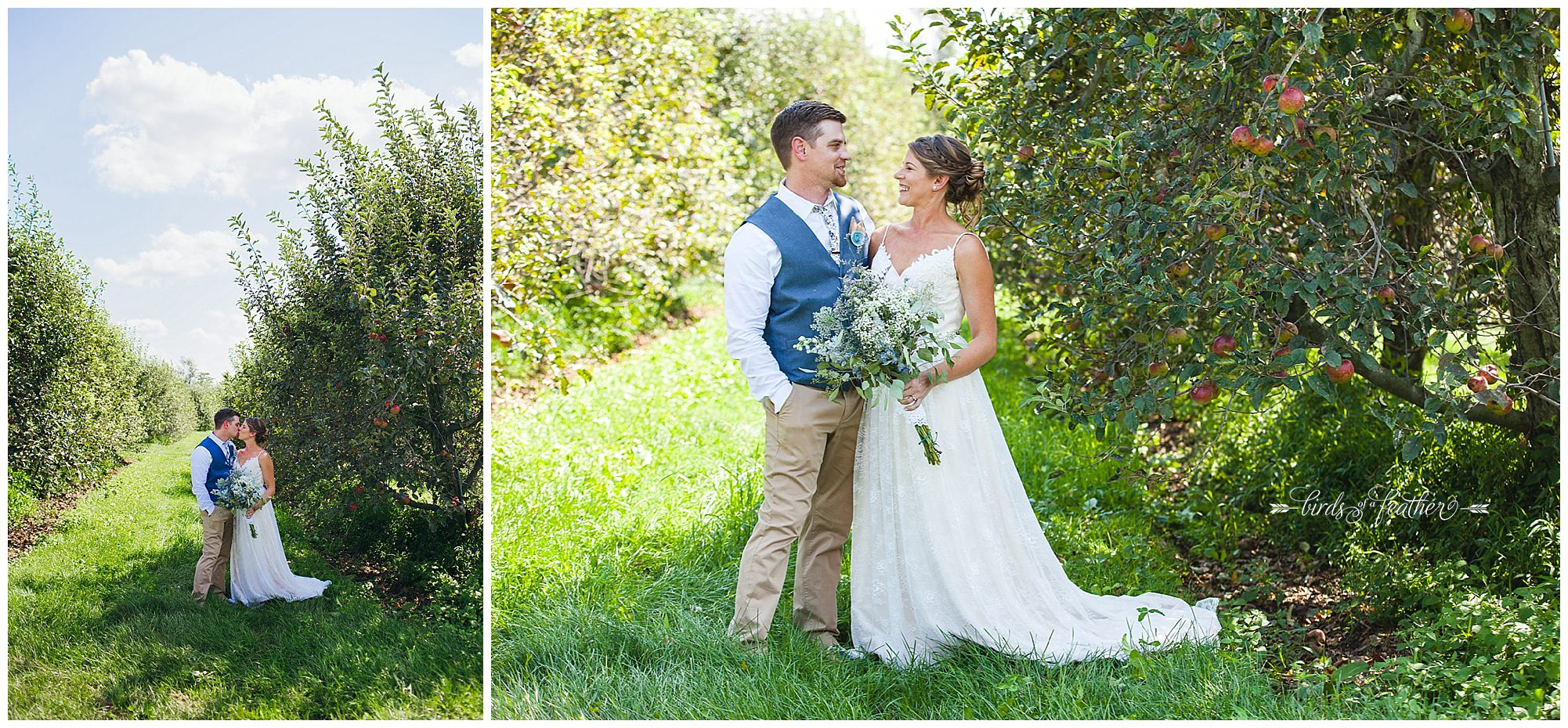 Birds of a Feather Photography Rodale Institute Kutztown Pa Wedding Photographer 12