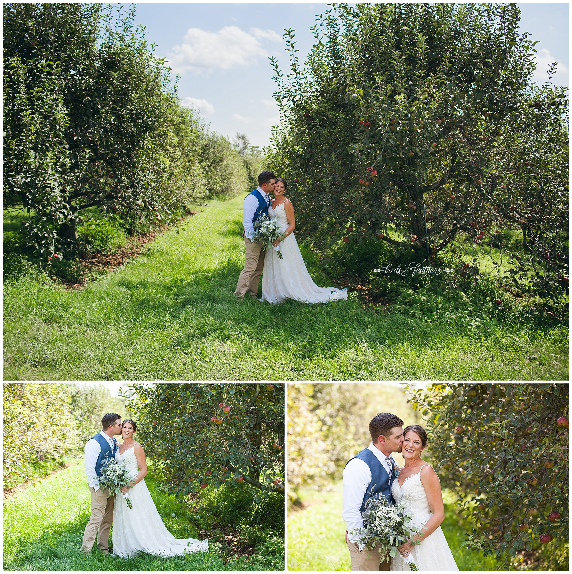 Birds of a Feather Photography Rodale Institute Kutztown Pa Wedding Photographer 13