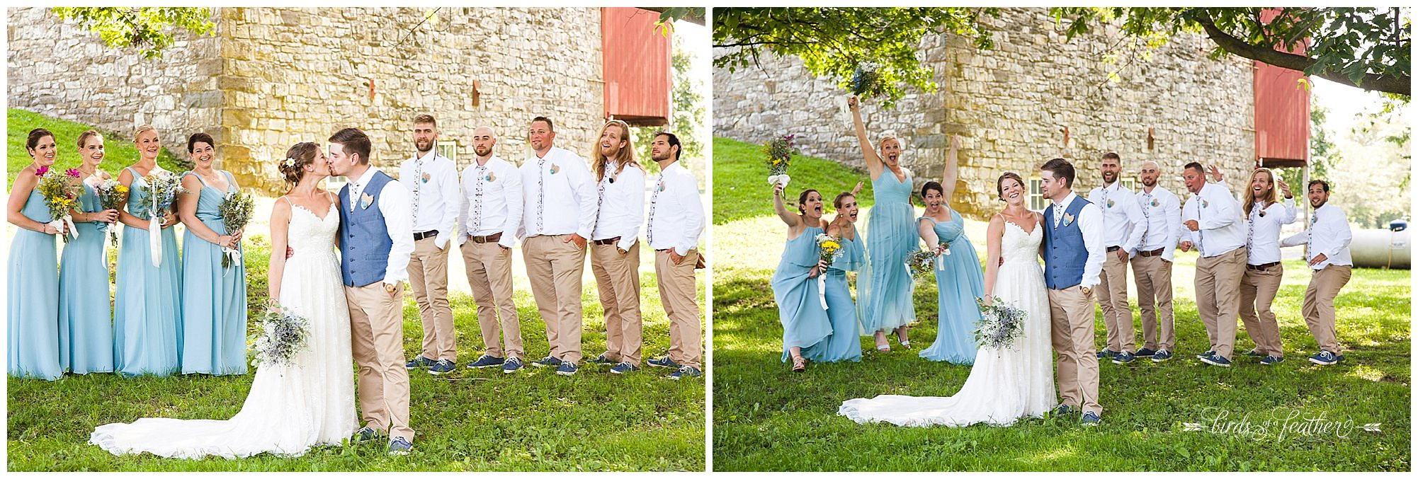 Birds of a Feather Photography Rodale Institute Kutztown Pa Wedding Photographer 21