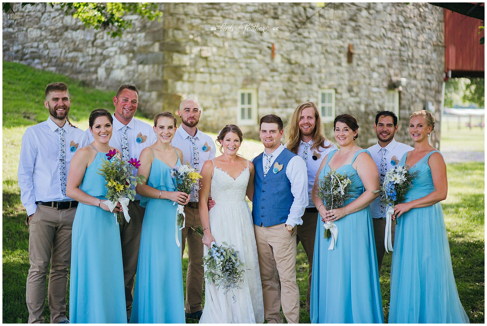 Birds of a Feather Photography Rodale Institute Kutztown Pa Wedding Photographer 22