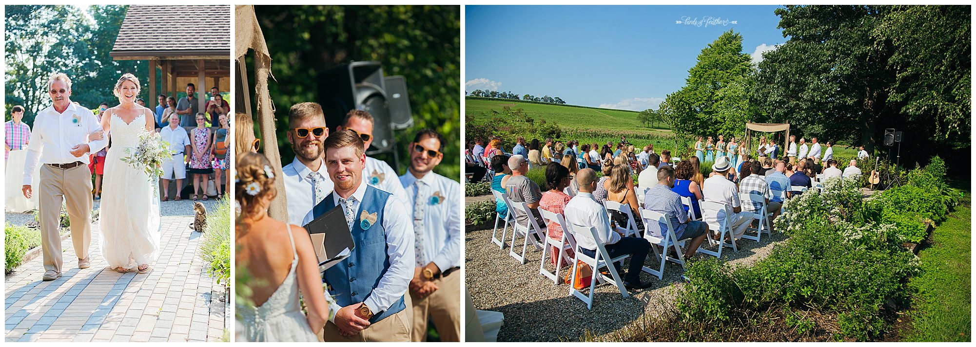 Birds of a Feather Photography Rodale Institute Kutztown Pa Wedding Photographer 27