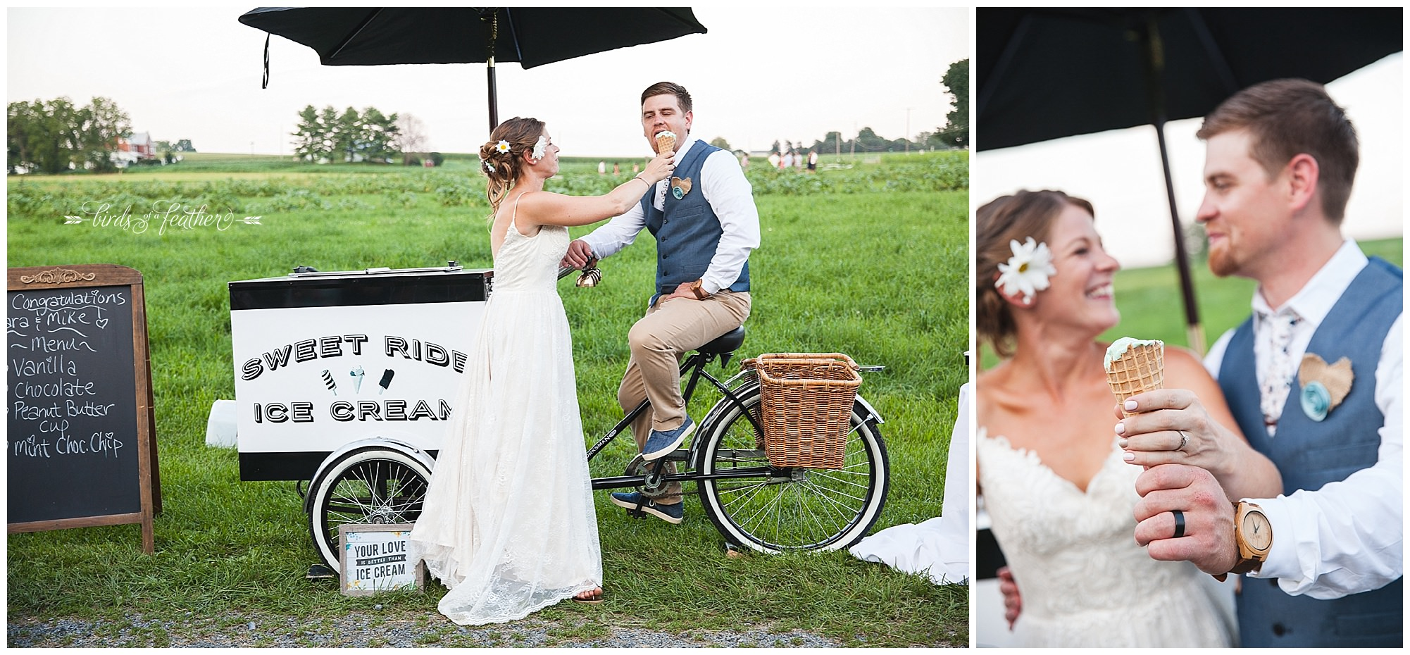 Birds of a Feather Photography Rodale Institute Kutztown Pa Wedding Photographer 40