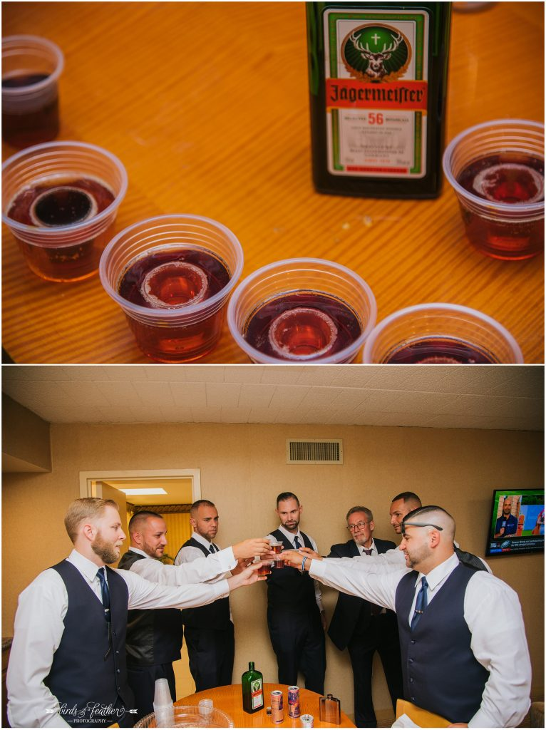 Birds of a Feather Photography Folino Estate Winery Easton Pa Wedding Photographer 009