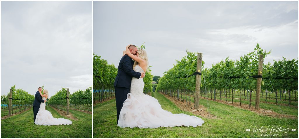 Birds of a Feather Photography Folino Estate Winery Easton Pa Wedding Photographer 013