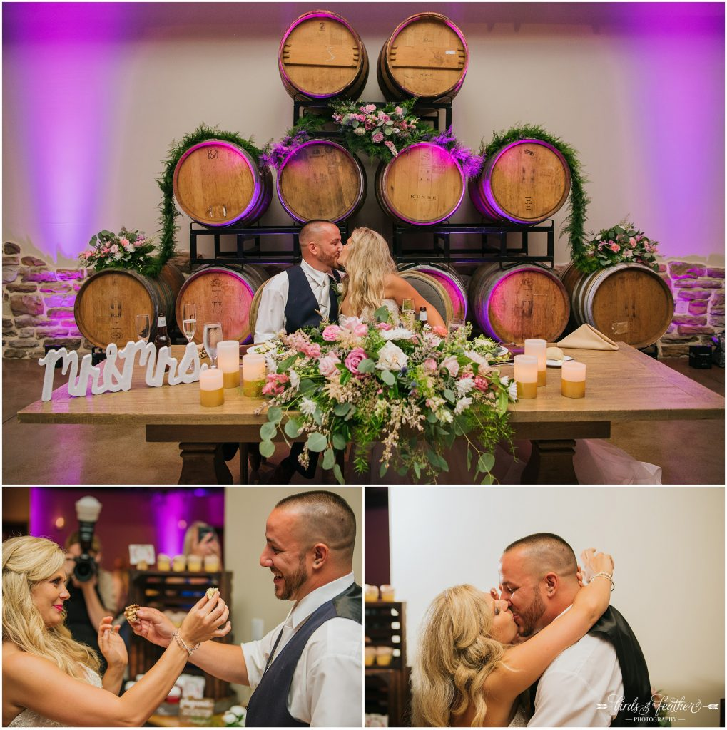 Birds of a Feather Photography Folino Estate Winery Easton Pa Wedding Photographer 054