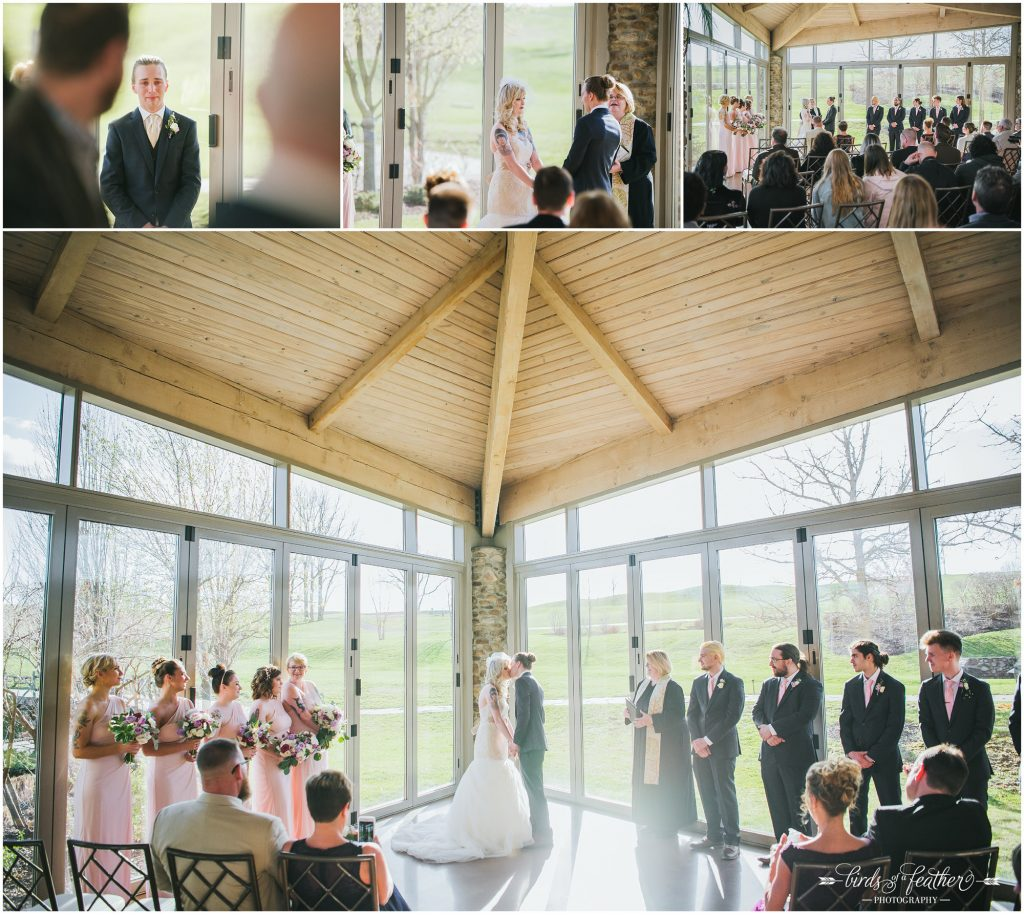 Birds of a Feather Photography Riverview Country Club Easton Pa Wedding Photographer 14
