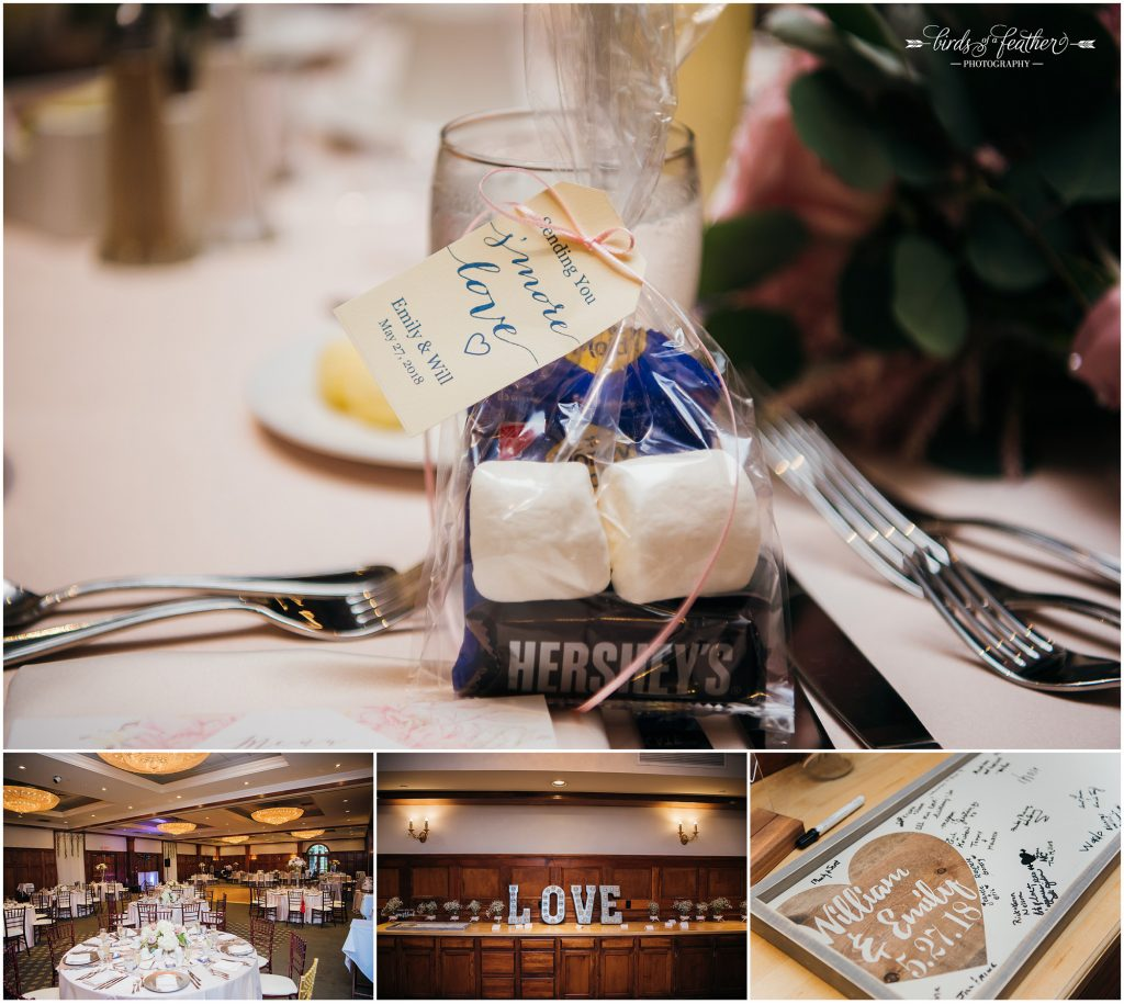 Birds of a Feather Photography Skytop Lodge Poconos Pa Wedding Photographer 029