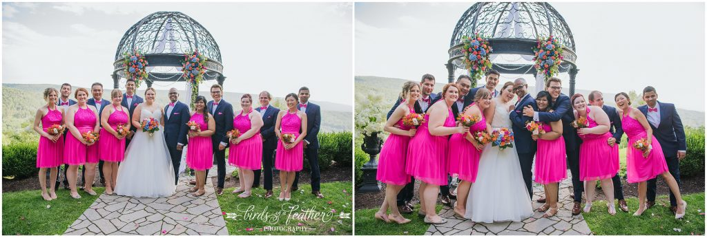 Birds of a Feather Photography Stroudsmoor Inn Ridgecrest Stroudsburg Pa Wedding Photographer 29